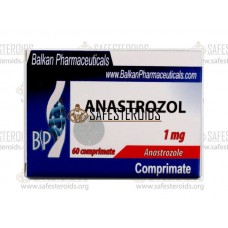 Anastrozole 50 tabs по 1 mg (Анастрозол 1 мг)